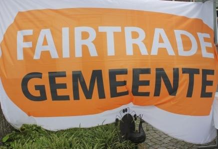 Opnieuw Fairtrade gemeente