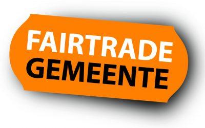 Gemeente mag de titel Fairtrade gemeente voeren
