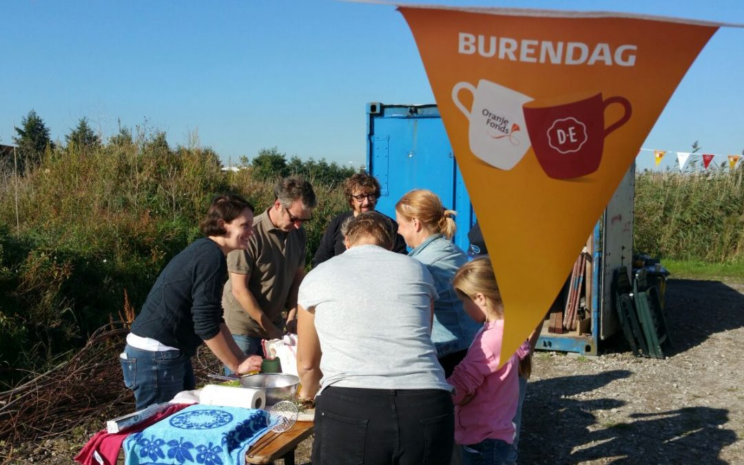 Burendag 23 september