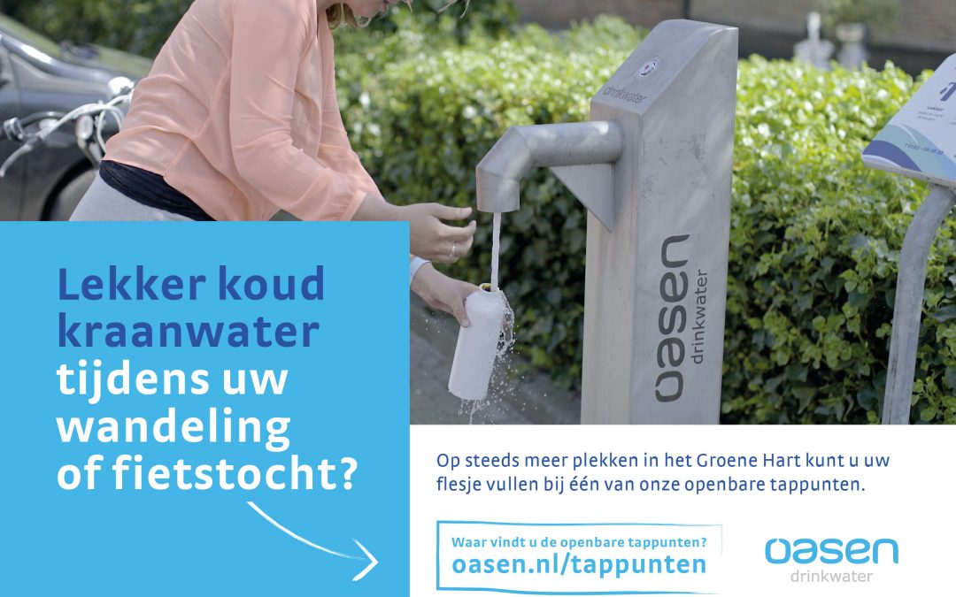 Watertappunten Oasen