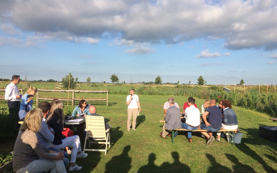 Workshops op de Hortus